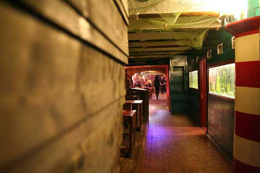 Ресторан Бумажная луна - фотография 7