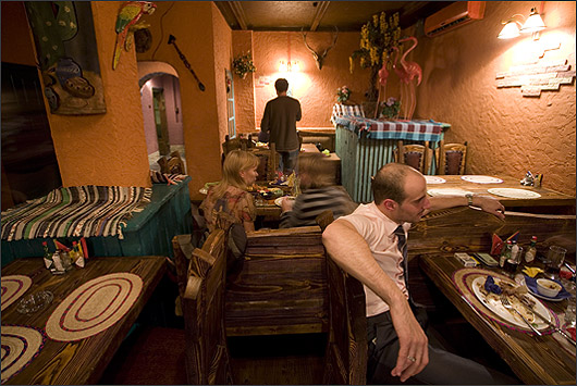 Ресторан Сомбреро - фотография 7
