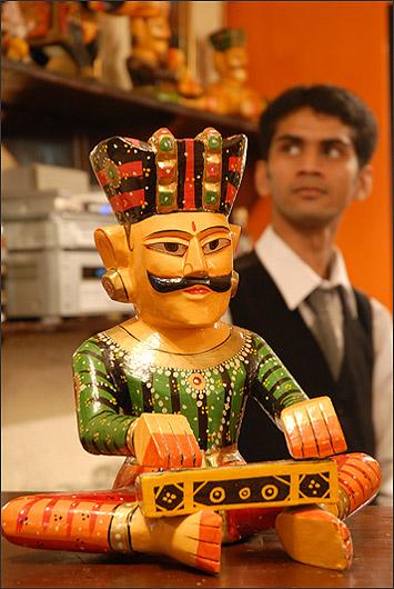 Ресторан Махараджа - фотография 7