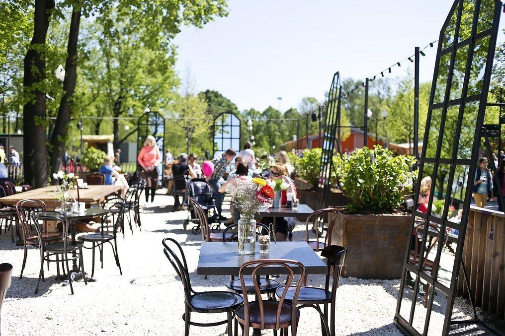 Ресторан Garden - фотография 7