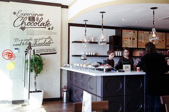 Ресторан Max Brenner - фотография 18