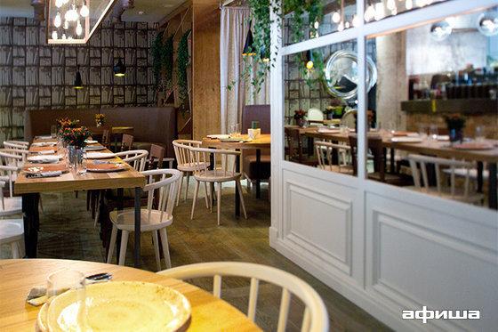 Ресторан Extra Virgin - фотография 22