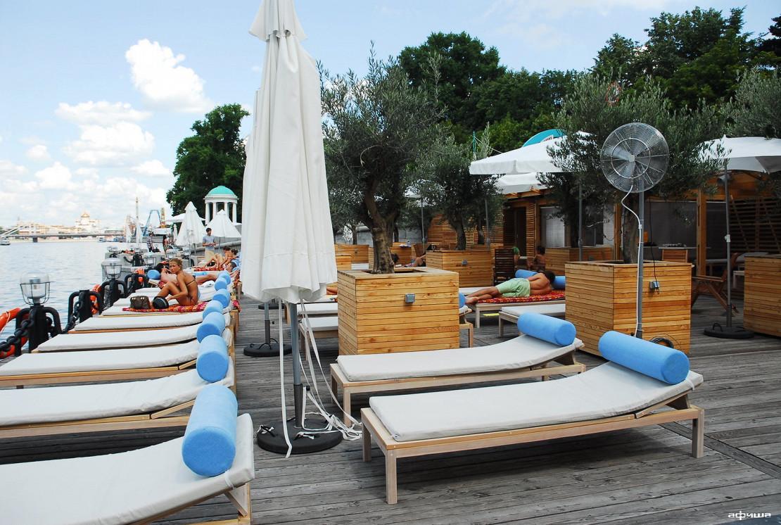 Ресторан Оливковый пляж - фотография 10