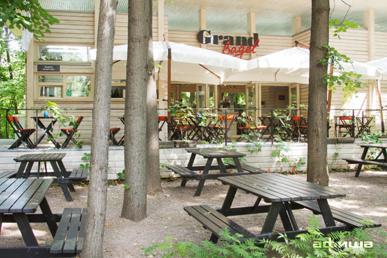 Ресторан Grand Bagel - фотография 2