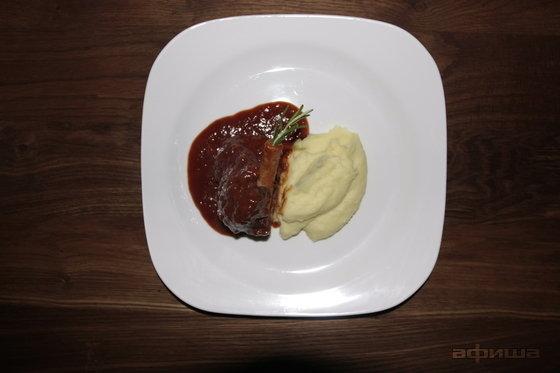 Ресторан Бегемот - фотография 4