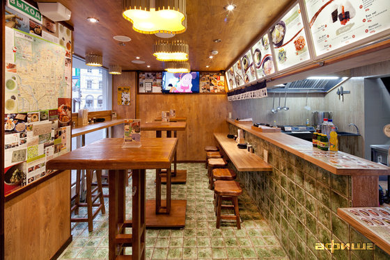 Ресторан Рамен-клаб - фотография 15