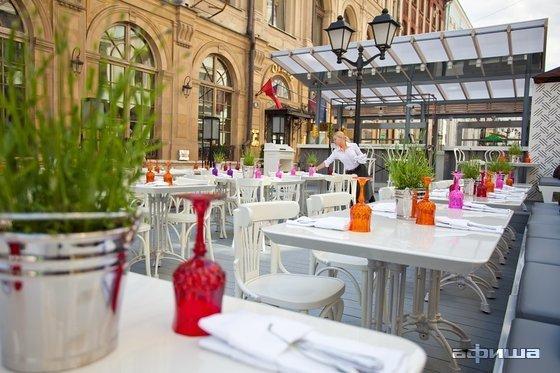 Ресторан Brasserie Мост - фотография 15