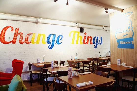 Ресторан OMG! Coffee - фотография 12