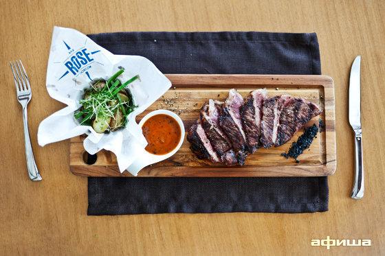 Ресторан Rose Bar - фотография 1