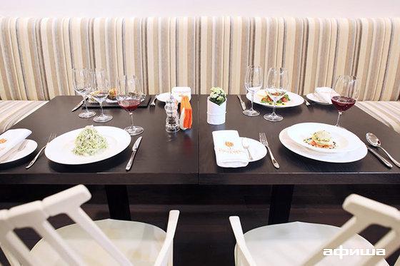 Ресторан Cinq sens - фотография 29