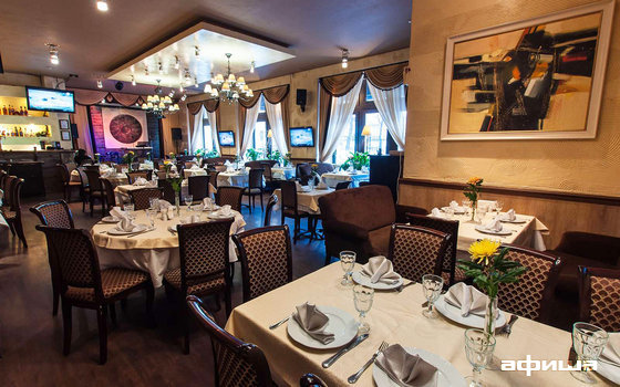 Ресторан Хинкальная на Неглинной - фотография 5