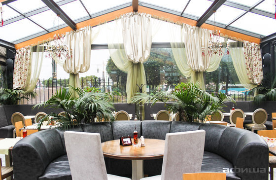 Ресторан Парк Джузеппе - фотография 22