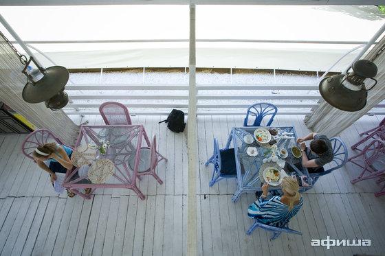 Ресторан Море внутри - фотография 5