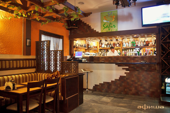 Ресторан Сафир - фотография 4