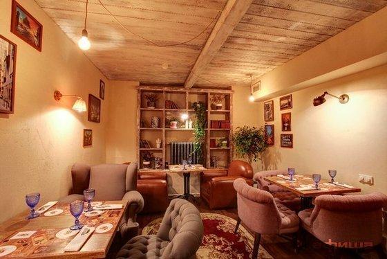 Ресторан Freeman's - фотография 9