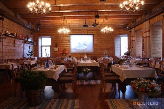 Ресторан Лапландия - фотография 6