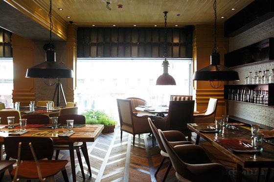 Ресторан Double Dutch - фотография 7