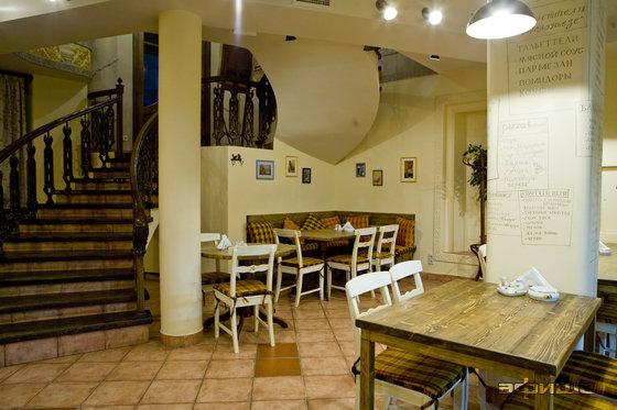 Ресторан La Scaletta - фотография 18