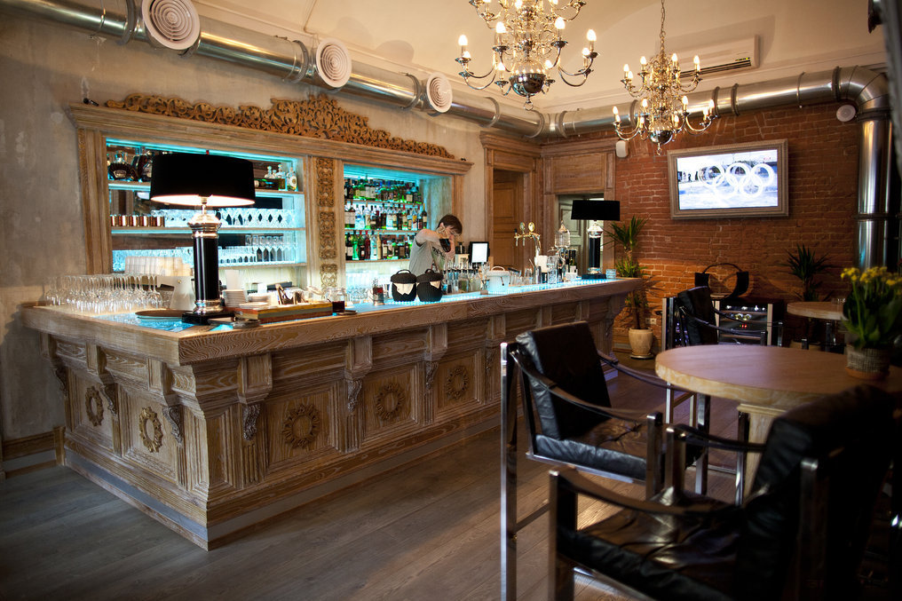 Ресторан Ватрушка - фотография 6
