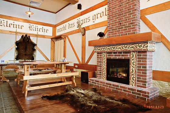 Ресторан Gaststatte - фотография 1