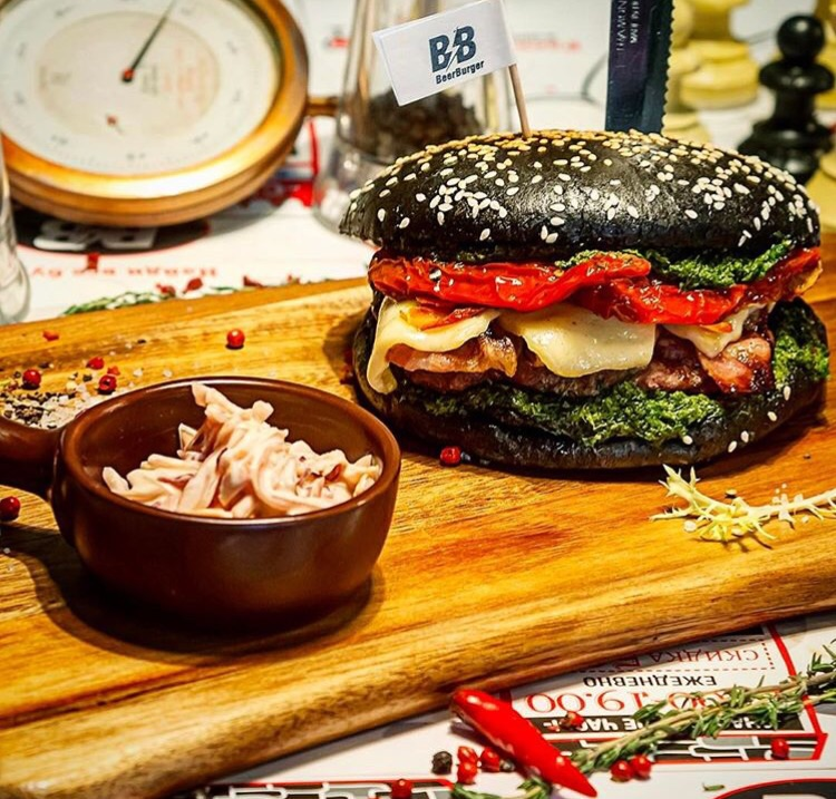 Ресторан Beerburger - фотография 19