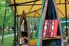 Литературный фестиваль в саду «Эрмитаж»