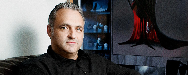 Геннди Тартаковский 20 лет проработал на ТВ над «Самураем Джеком» и «Войнами клонов», а сейчас выходит уже вторая часть его «Монстров на каникулах» — полнометражного мультфильма про вампиров, оборотней и толерантность