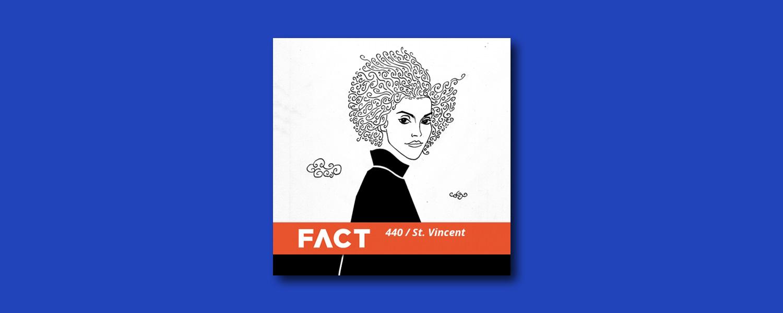 St. Vincent для Fact