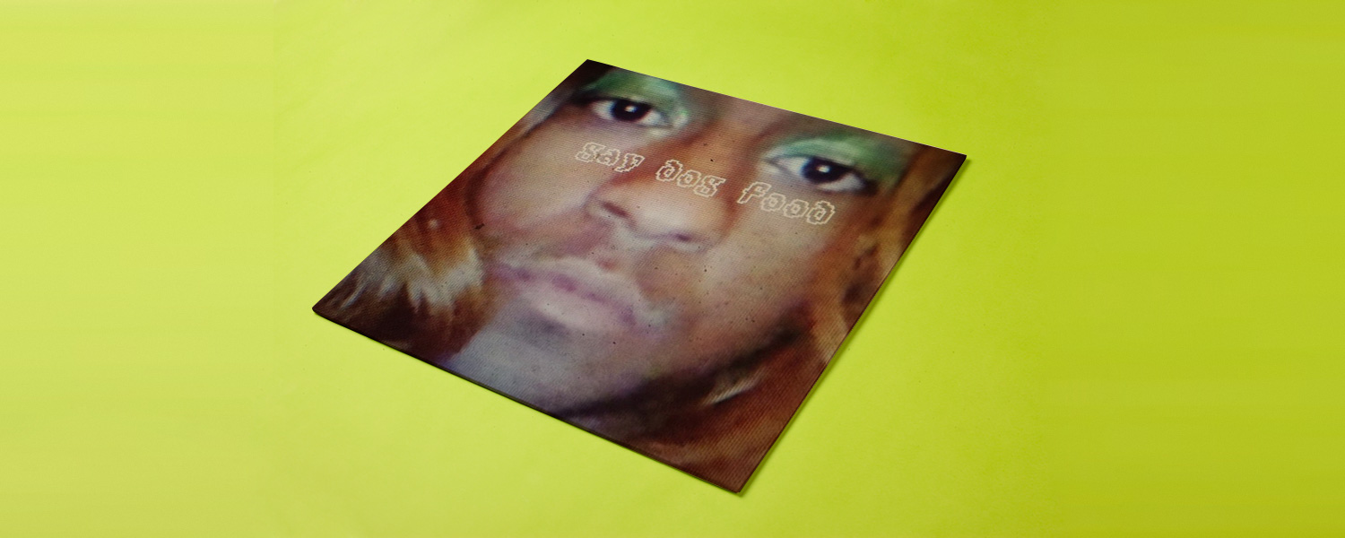 Mykki Blanco «Gay Dog Food»