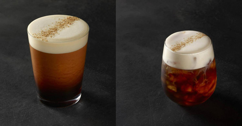 Как сделать кофейную пенку фото 109