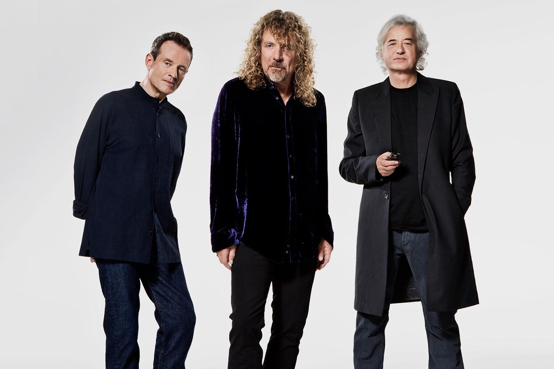 Led Zeppelin выложили неизданную концертную запись