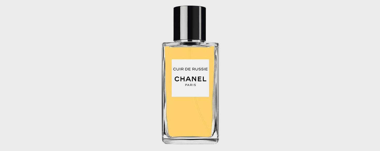 Кожаный Cuir de Russie Chanel