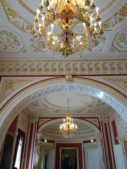 Фото музей Михайловский замок