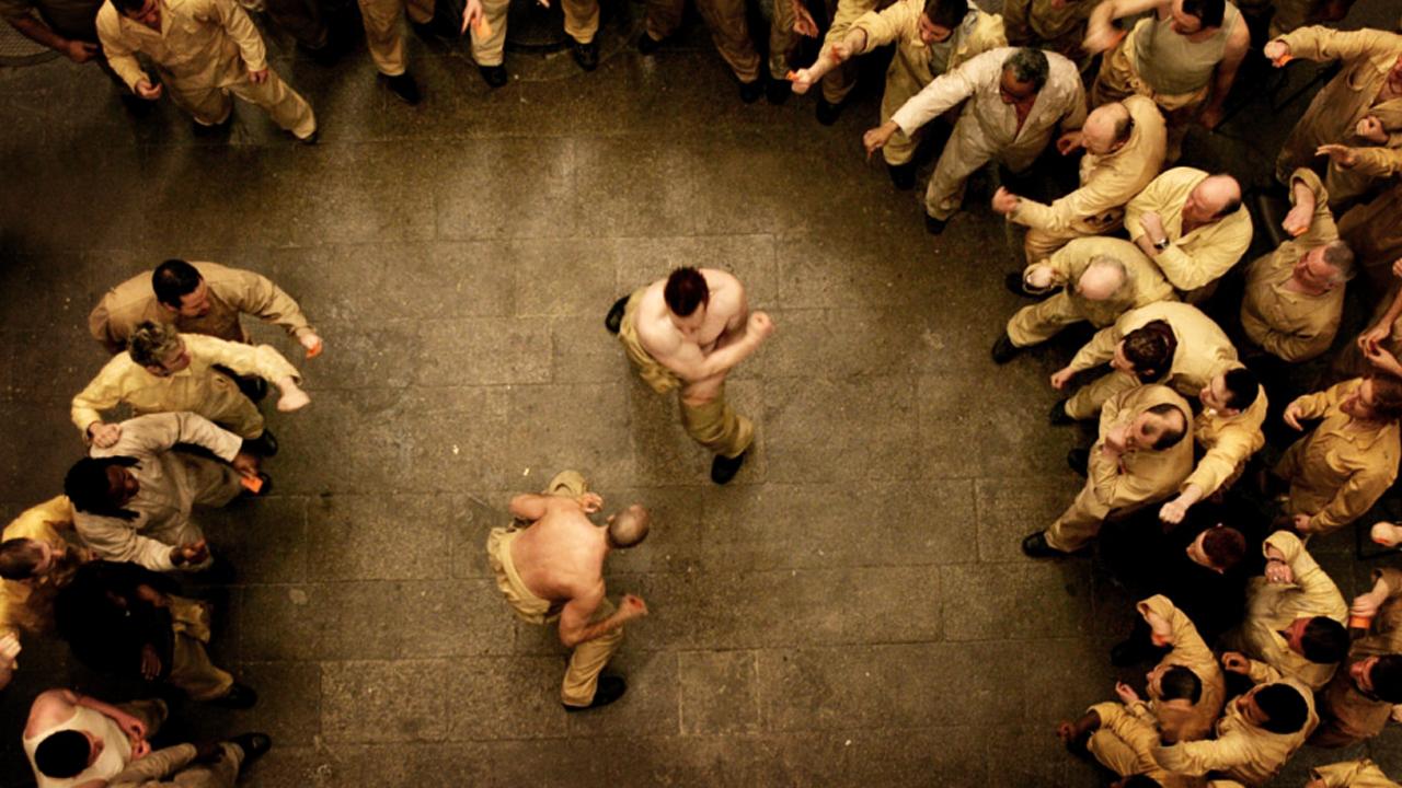 Побег из тюрьмы смотреть фото
