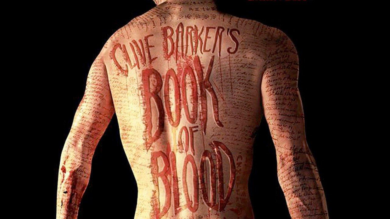 Книга крови смотреть фото