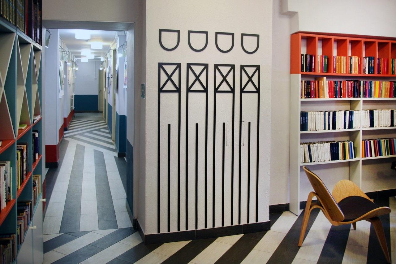 Фото библиотека «Семеновская»