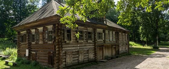 Фото музей архитектуры и быта народов нижегородского Поволжья