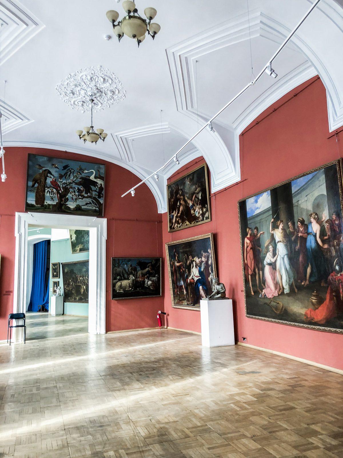 Академичeский музеум смотреть фото