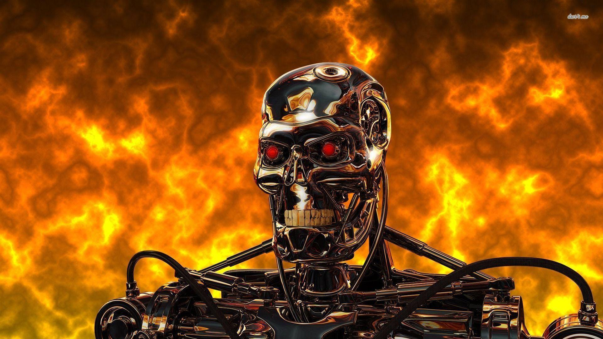 Терминатор-3: Восстание машин смотреть фото