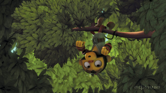 Оз: Нашествие летучих обезьян смотреть фото