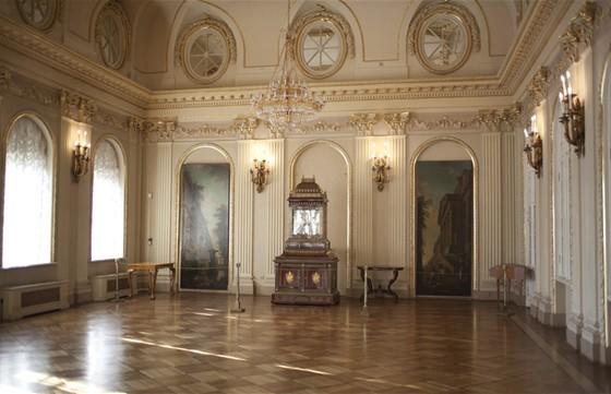 Фото дворец Меншикова