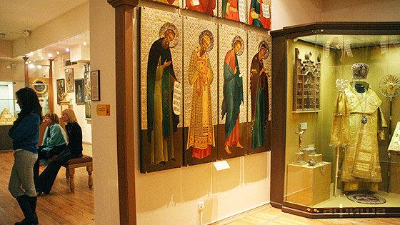 Фото музей истории религии