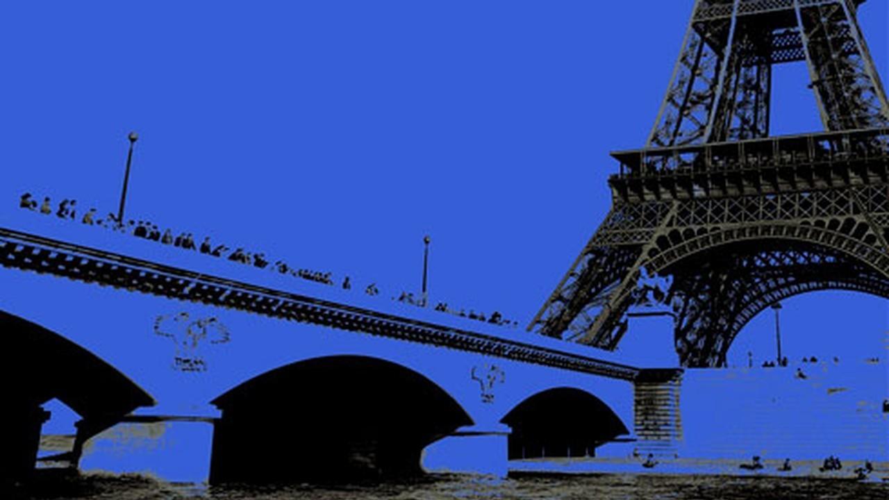 Париж глазами шести смотреть фото