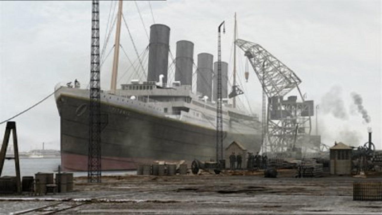 «Титаник». Рождение легенды смотреть фото