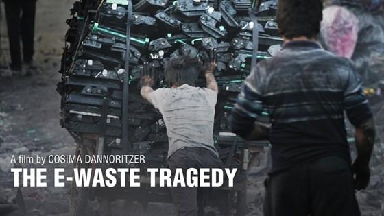 Трагедия е-мусора смотреть фото