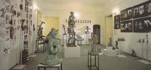 Фото выставочный зал журнала «Наше наследие»