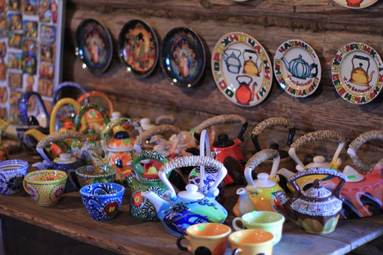 Фото музей чайника