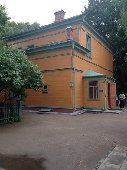 Фото усадьба Льва Толстого «Хамовники»