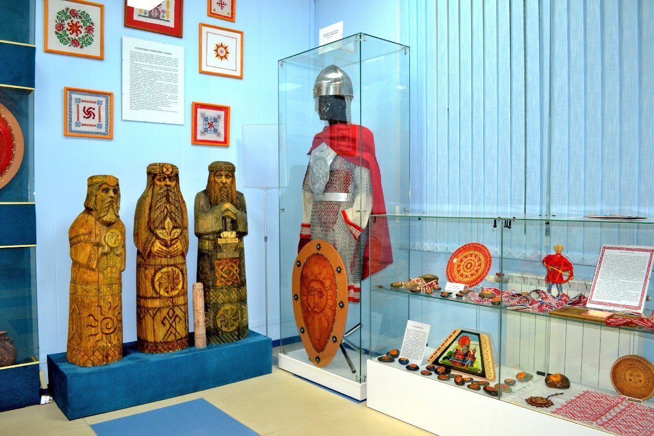 Фото музей солнца