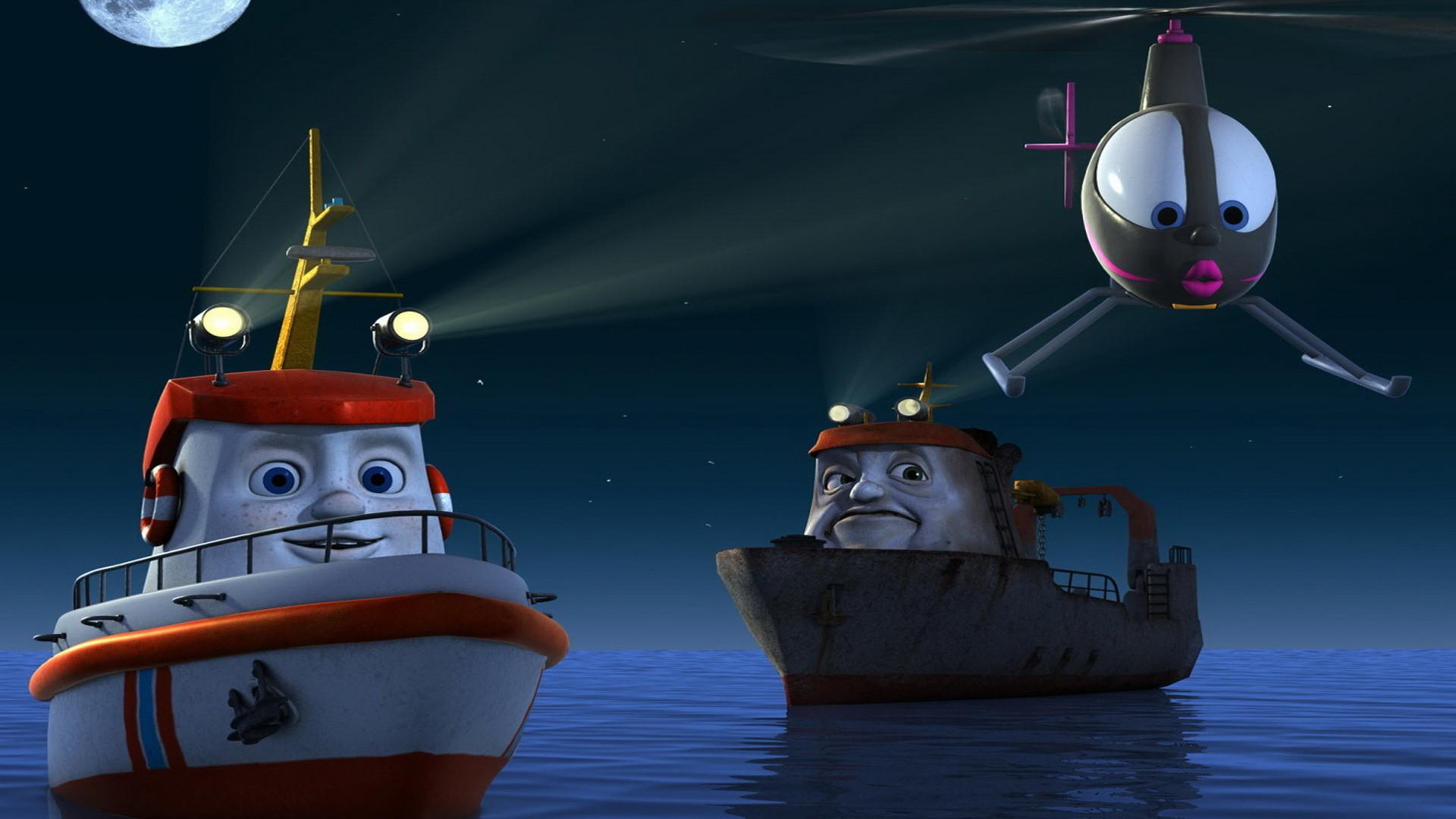 Элиас и королевская яхта смотреть фото